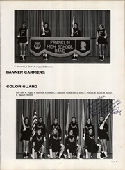 Page 53, 1969 Edition, Franklin High School - Shield Yearbook (Somerset, NJ) online yearbook collection