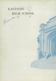 Page 6, 1939 Edition, Paterson Eastside High School - Mirror Yearbook (Paterson, NJ) online yearbook collection