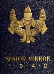 1942 Edition, Paterson Eastside High School - Mirror Yearbook (Paterson, NJ)
