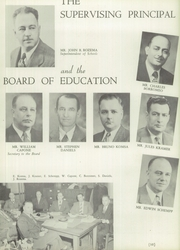 Page 14, 1949 Edition, Garfield High School - Retrospect Yearbook (Garfield, NJ) online yearbook collection
