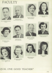 Page 17, 1949 Edition, Garfield High School - Retrospect Yearbook (Garfield, NJ) online yearbook collection