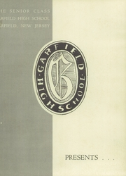 Page 5, 1949 Edition, Garfield High School - Retrospect Yearbook (Garfield, NJ) online yearbook collection