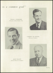 Page 13, 1951 Edition, Garfield High School - Retrospect Yearbook (Garfield, NJ) online yearbook collection