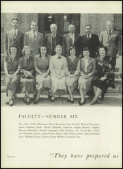 Page 14, 1951 Edition, Garfield High School - Retrospect Yearbook (Garfield, NJ) online yearbook collection