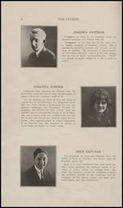 Page 8, 1922 Edition, Ridgefield Park High School - Idler Yearbook (Ridgefield Park, NJ) online yearbook collection