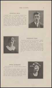 Page 9, 1922 Edition, Ridgefield Park High School - Idler Yearbook (Ridgefield Park, NJ) online yearbook collection
