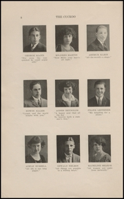 Page 10, 1923 Edition, Ridgefield Park High School - Idler Yearbook (Ridgefield Park, NJ) online yearbook collection