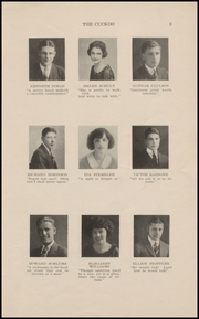 Page 11, 1923 Edition, Ridgefield Park High School - Idler Yearbook (Ridgefield Park, NJ) online yearbook collection
