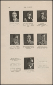 Page 12, 1923 Edition, Ridgefield Park High School - Idler Yearbook (Ridgefield Park, NJ) online yearbook collection