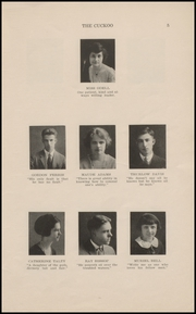 Page 7, 1923 Edition, Ridgefield Park High School - Idler Yearbook (Ridgefield Park, NJ) online yearbook collection