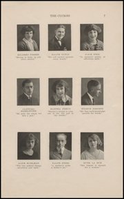 Page 9, 1923 Edition, Ridgefield Park High School - Idler Yearbook (Ridgefield Park, NJ) online yearbook collection