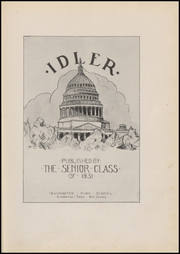 Page 9, 1931 Edition, Ridgefield Park High School - Idler Yearbook (Ridgefield Park, NJ) online yearbook collection