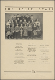 Page 14, 1935 Edition, Ridgefield Park High School - Idler Yearbook (Ridgefield Park, NJ) online yearbook collection