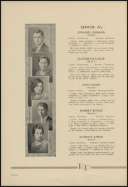 Page 16, 1935 Edition, Ridgefield Park High School - Idler Yearbook (Ridgefield Park, NJ) online yearbook collection