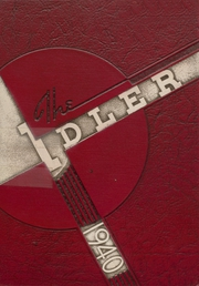 Page 1, 1940 Edition, Ridgefield Park High School - Idler Yearbook (Ridgefield Park, NJ) online yearbook collection
