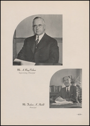 Page 12, 1940 Edition, Ridgefield Park High School - Idler Yearbook (Ridgefield Park, NJ) online yearbook collection