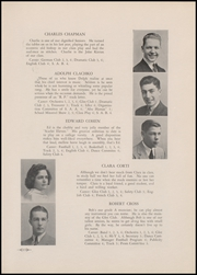 Page 17, 1940 Edition, Ridgefield Park High School - Idler Yearbook (Ridgefield Park, NJ) online yearbook collection