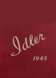 1945 Edition, Ridgefield Park High School - Idler Yearbook (Ridgefield Park, NJ)