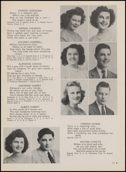 Page 17, 1945 Edition, Ridgefield Park High School - Idler Yearbook (Ridgefield Park, NJ) online yearbook collection