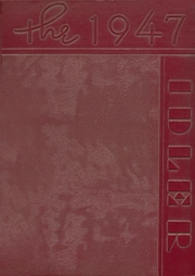 1947 Edition, Ridgefield Park High School - Idler Yearbook (Ridgefield Park, NJ)