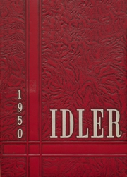1950 Edition, Ridgefield Park High School - Idler Yearbook (Ridgefield Park, NJ)