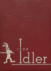1953 Edition, Ridgefield Park High School - Idler Yearbook (Ridgefield Park, NJ)