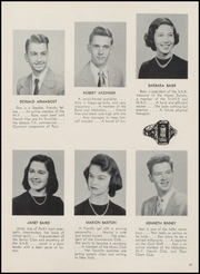 Page 17, 1954 Edition, Ridgefield Park High School - Idler Yearbook (Ridgefield Park, NJ) online yearbook collection