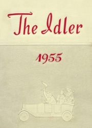 1955 Edition, Ridgefield Park High School - Idler Yearbook (Ridgefield Park, NJ)