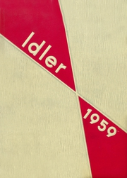 1959 Edition, Ridgefield Park High School - Idler Yearbook (Ridgefield Park, NJ)