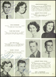Page 55, 1956 Edition, Jonathan Dayton High School - Regionalogue Yearbook (Springfield, NJ) online yearbook collection