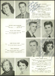 Page 56, 1956 Edition, Jonathan Dayton High School - Regionalogue Yearbook (Springfield, NJ) online yearbook collection