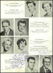 Page 57, 1956 Edition, Jonathan Dayton High School - Regionalogue Yearbook (Springfield, NJ) online yearbook collection