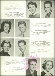 Page 58, 1956 Edition, Jonathan Dayton High School - Regionalogue Yearbook (Springfield, NJ) online yearbook collection