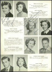 Page 60, 1956 Edition, Jonathan Dayton High School - Regionalogue Yearbook (Springfield, NJ) online yearbook collection
