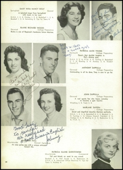 Page 62, 1956 Edition, Jonathan Dayton High School - Regionalogue Yearbook (Springfield, NJ) online yearbook collection