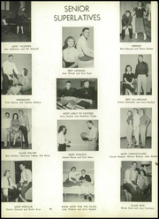 Page 64, 1956 Edition, Jonathan Dayton High School - Regionalogue Yearbook (Springfield, NJ) online yearbook collection