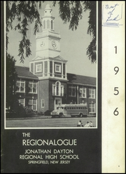 Page 7, 1956 Edition, Jonathan Dayton High School - Regionalogue Yearbook (Springfield, NJ) online yearbook collection