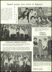 Page 95, 1956 Edition, Jonathan Dayton High School - Regionalogue Yearbook (Springfield, NJ) online yearbook collection