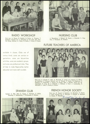 Page 99, 1956 Edition, Jonathan Dayton High School - Regionalogue Yearbook (Springfield, NJ) online yearbook collection