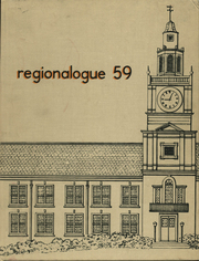 Jonathan Dayton High School - Regionalogue Yearbook (Springfield, NJ) online yearbook collection, 1959 Edition, Page 1