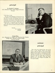 Page 13, 1960 Edition, Jonathan Dayton High School - Regionalogue Yearbook (Springfield, NJ) online yearbook collection