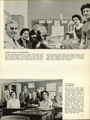 Page 17, 1960 Edition, Jonathan Dayton High School - Regionalogue Yearbook (Springfield, NJ) online yearbook collection