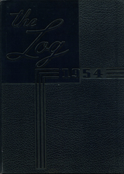 1954 Edition, Freehold Regional High School - Log Yearbook (Freehold, NJ)