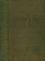 1955 Edition, Freehold Regional High School - Log Yearbook (Freehold, NJ)