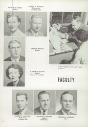 Page 10, 1955 Edition, Freehold Regional High School - Log Yearbook (Freehold, NJ) online yearbook collection