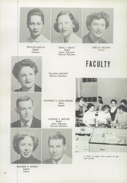 Page 12, 1955 Edition, Freehold Regional High School - Log Yearbook (Freehold, NJ) online yearbook collection