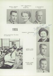 Page 15, 1955 Edition, Freehold Regional High School - Log Yearbook (Freehold, NJ) online yearbook collection