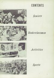 Page 7, 1955 Edition, Freehold Regional High School - Log Yearbook (Freehold, NJ) online yearbook collection