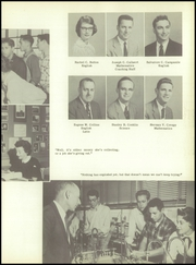 Page 11, 1957 Edition, Freehold Regional High School - Log Yearbook (Freehold, NJ) online yearbook collection