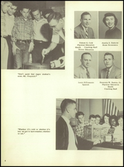 Page 12, 1957 Edition, Freehold Regional High School - Log Yearbook (Freehold, NJ) online yearbook collection